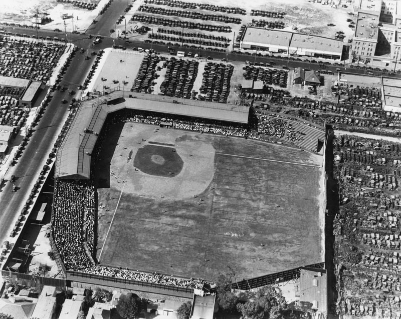 Washington Park. Los Angeles CA Teams housed: Los Angeles Angels (1893–1925)