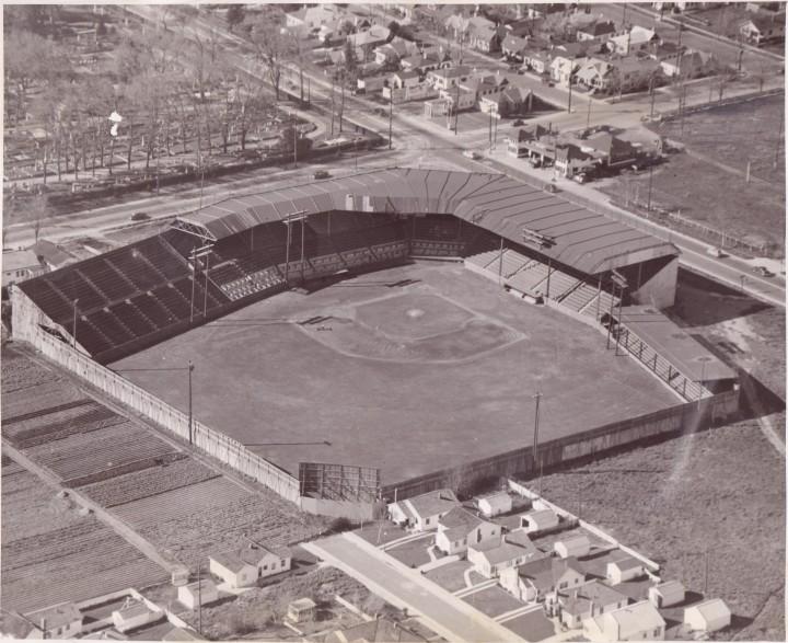 Edmonds Field, Sacramento CA Teams housed: Sacramento Solons (1936–1960)