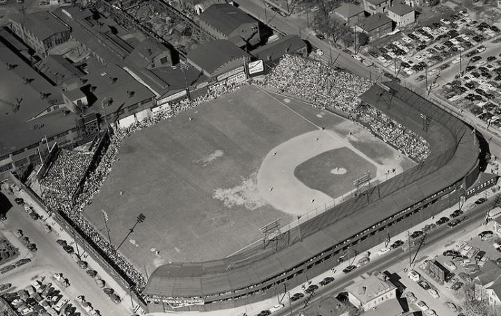 Vaughn Street Park, Portland OR Teams housed: Portland Beavers (1901 - 1956), Portland Ducks (1929 - 1955)