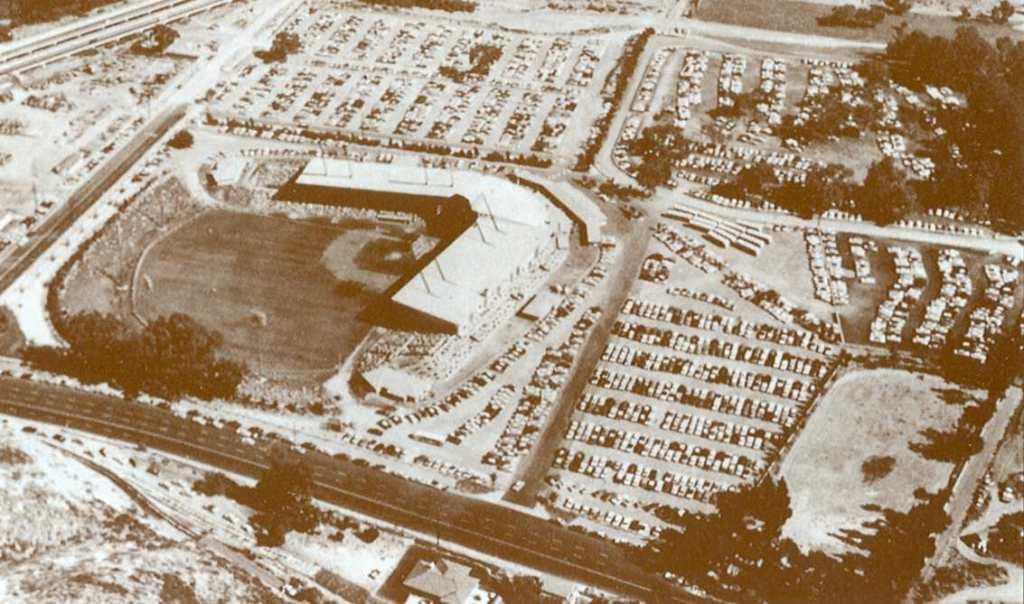 Westgate Park, San Diego CA Teams housed: San Diego Padres (1958–1967)